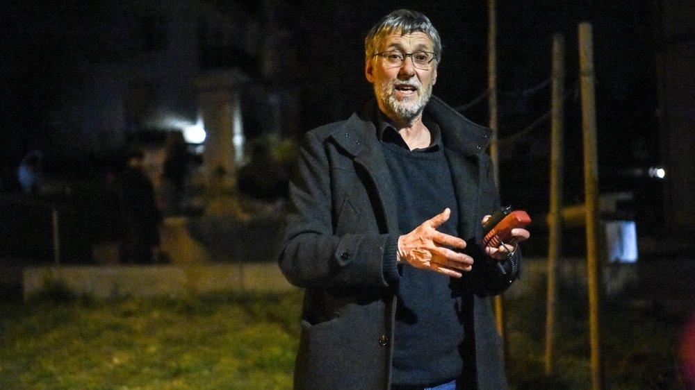 Les prises de position dérangeantes du Vert Laurent Debrot ces derniers mois posent parfois problème à ses camarades de parti.