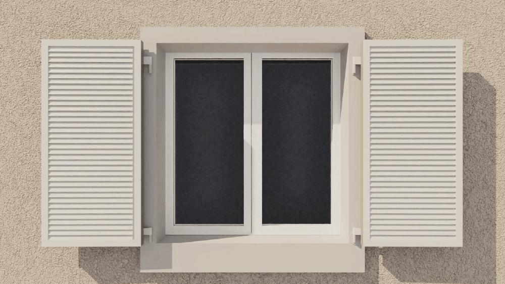 Les volets super isolants SOBEE évitent que la chaleur ne s'échappe par les fenêtres, protègent des températures caniculaires et même du bruit.
