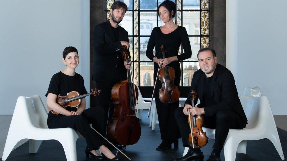 Les Terpsycordes se lancent dans l'Intégrale des quatuors de Haydn.