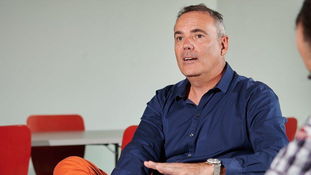 Jean-François Collet confirme qu'il ne partira pas en cas de relégation.