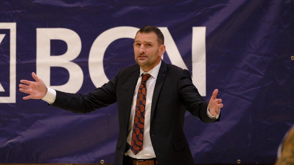 L'entraîneur Mitar Trivunovic ne va pas faire l'erreur de prendre son adversaire de haut.