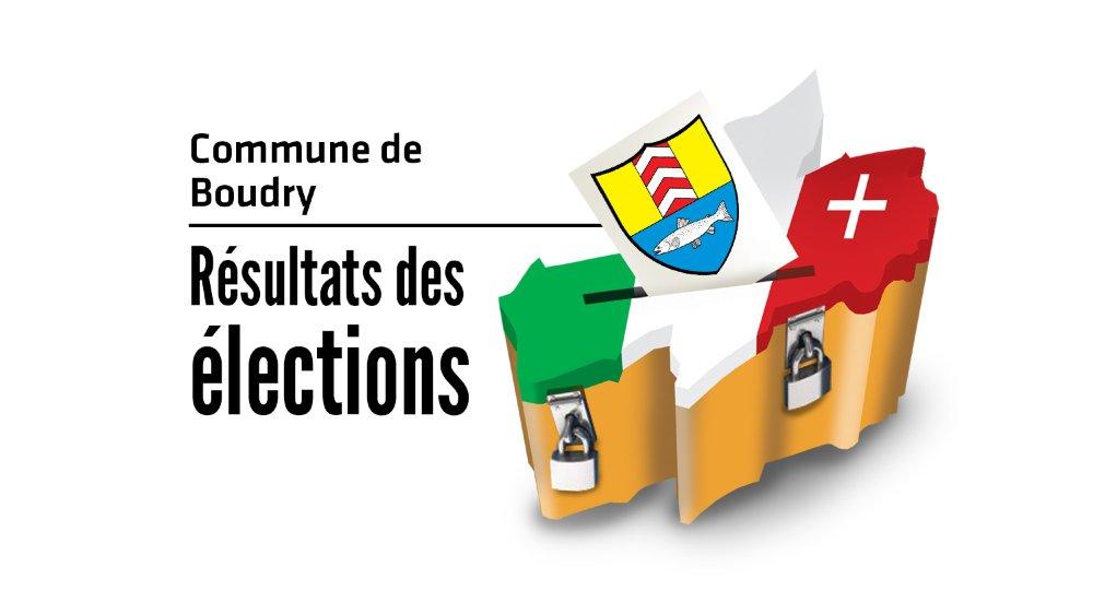 Suivez en direct les résultats des élections cantonales à Boudry.