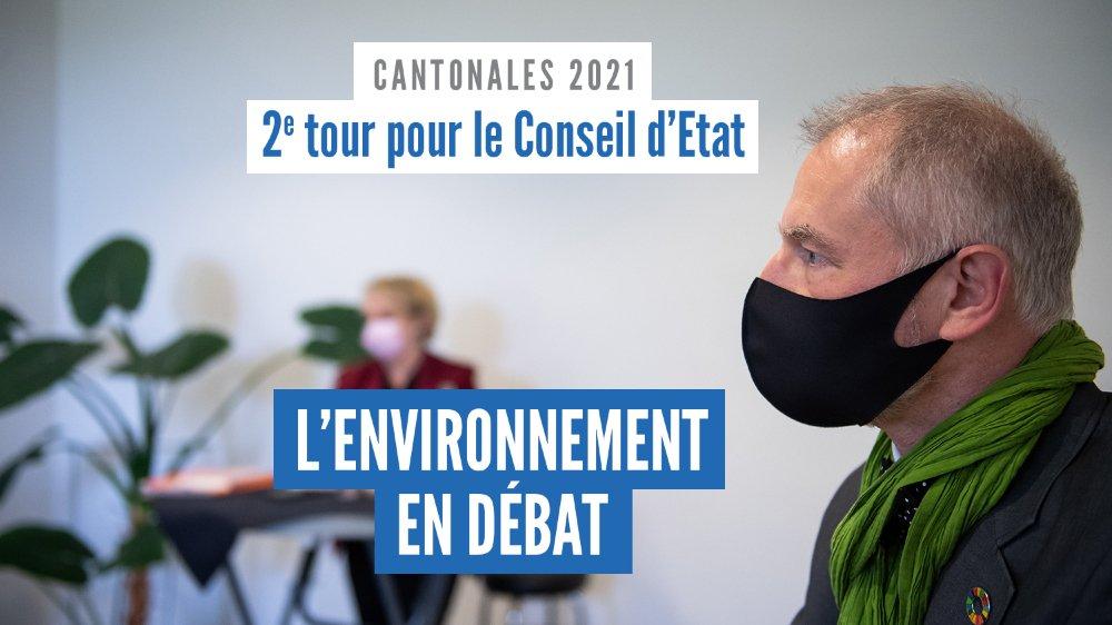 Cantonales 2021: le plan climat selon Crystel Graf, Florence Nater et Roby Tschopp