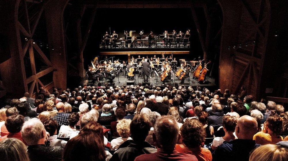 """La Grange aux concerts, à Cernier, accueillera notamment la performance """"Le monde de Stanislas"""", un """"théâtre alchimique pour solides et liquides""""."""
