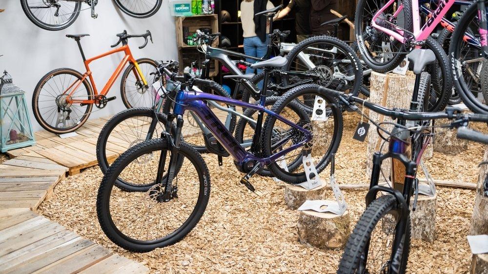 Le nombre de vélos vendus en Suisse a augmenté de 38% entre 2019 et 2020. L'électrique a également progressé de 28,5% sur la même période.