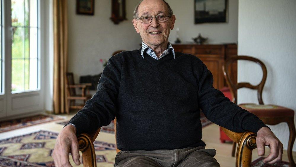 Pierre-Jean Erard, membre du PLR, préfère encourager à voter en faveur de deux femmes, qu'elles soient de droite ou de gauche.
