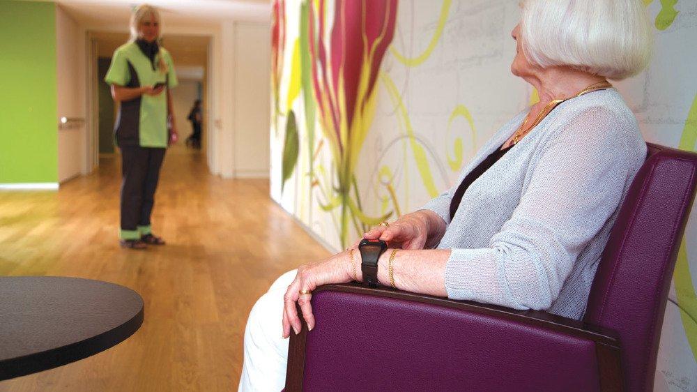 Le bracelet SmartLiberty optimise la prise en charge des personnes sujettes à l'errance.