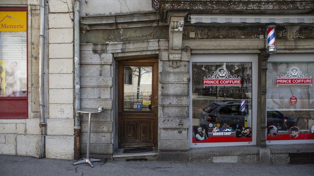 Exemple d'un bâtiment souffrant particulièrement de l'affaissement du centre-ville. Pour ne pas en arriver là, des solutions sont possibles.
