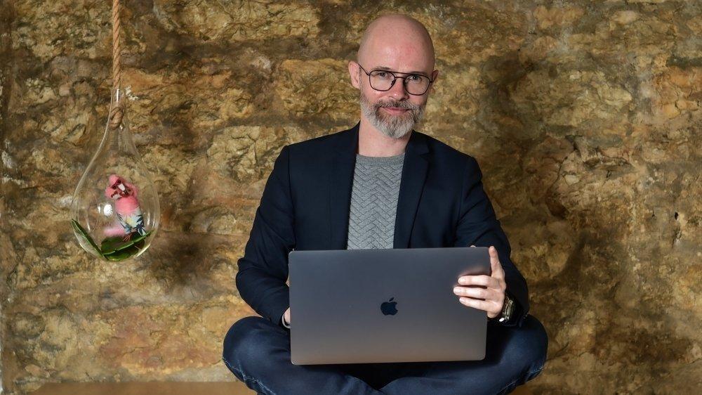 Yan Curty, co-fondateur d'Actaes: «Lorsque j'étais chez Cartier, nous recevions 8000 candidatures par an. Alors, il faut se démarquer.»