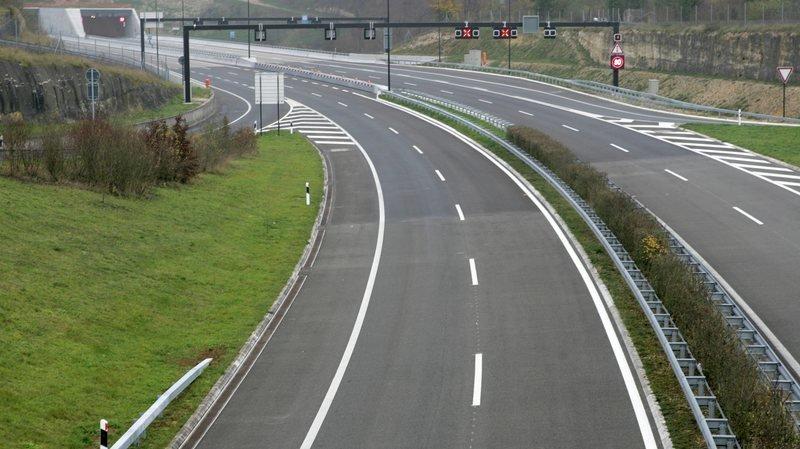 Sur l'A16 dans le Jura, il s'endort au volant