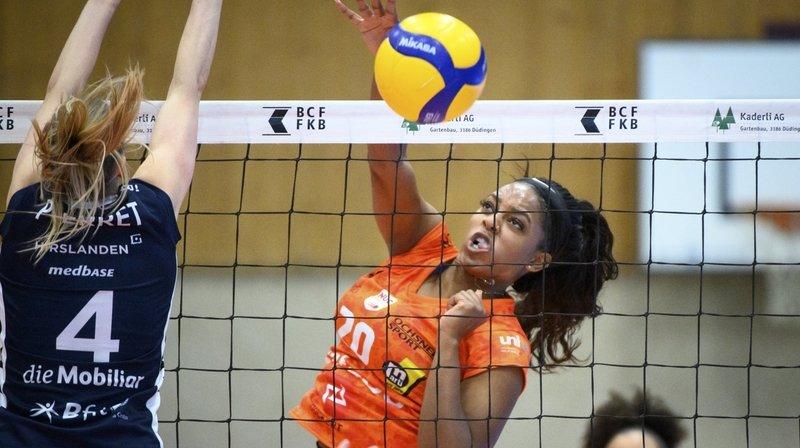 Volleyball: le NUC conserve son titre de champion de Suisse