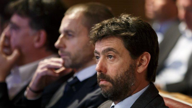 Andrea Agnelli qualifié de «traître» de la Serie A