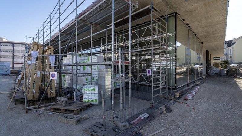 Théâtre du Jura: partenariat public-privé pour financer le projet