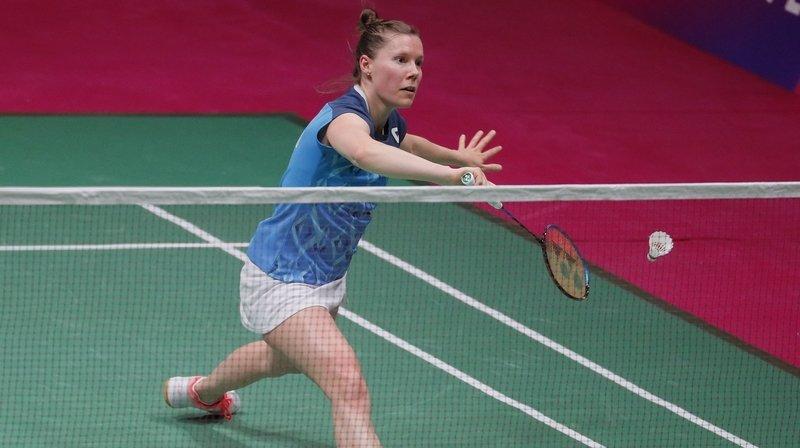 Badminton: Sabrina Jaquet se retire du Spain Masters