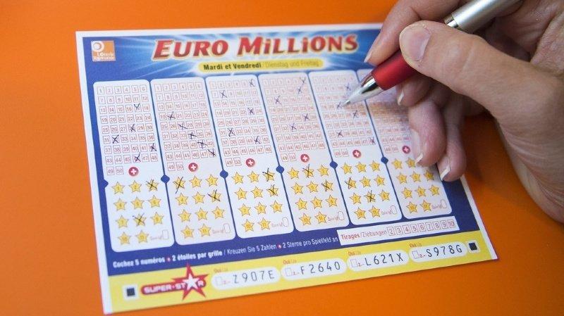 Loterie: un heureux devine la bonne combinaison de l'Euro Millions