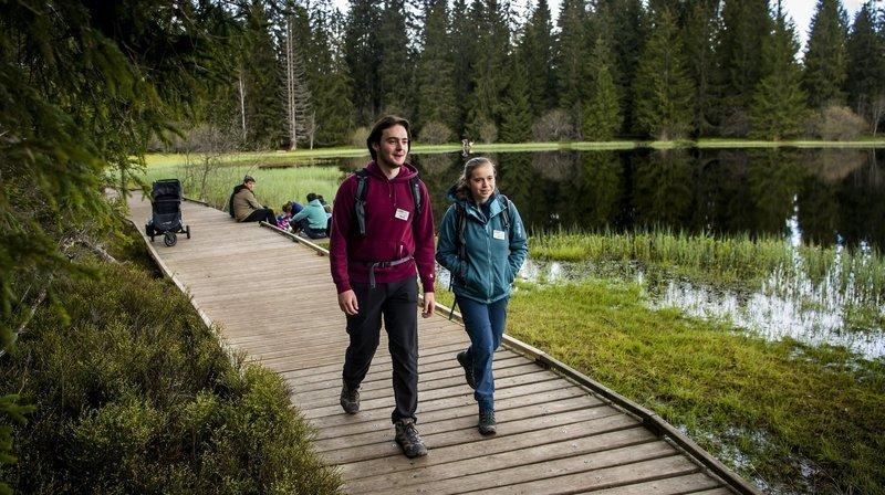 Jura: des guides pour sensibiliser les visiteurs à la nature