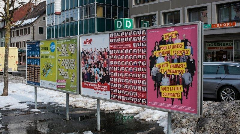 Elections cantonales: la participation est inférieure de 3% à celle de 2017