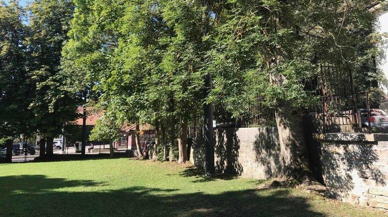 Le parc de l'Ancienne restera un espace vert.