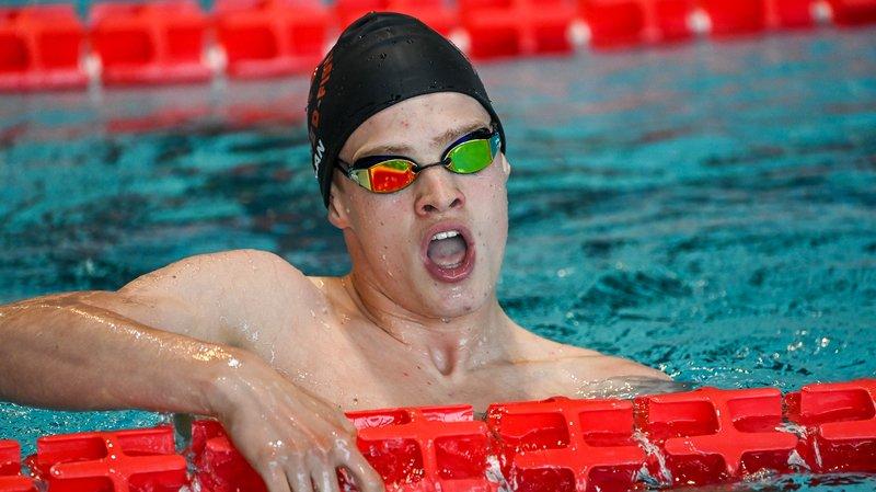 Championnats de Suisse: Ilan Gagnebin bronzé sur 100 mètres papillon