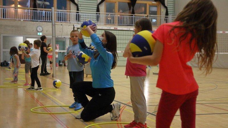Valtra a inauguré sa Kid's Academy