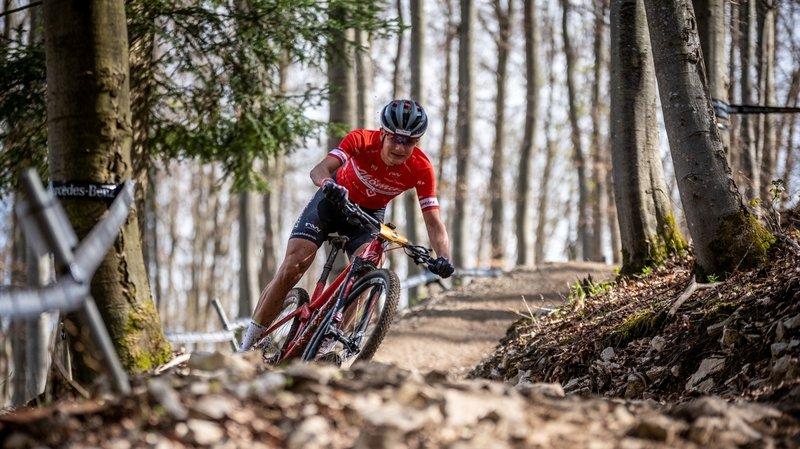 Coupe du monde: Alexandre Balmer troisième en espoirs à Nove Mesto