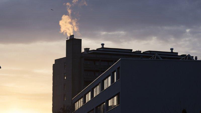 Les émissions de 2019 sont inférieures de 14% à celles de l'année de référence 1990. (illustration)