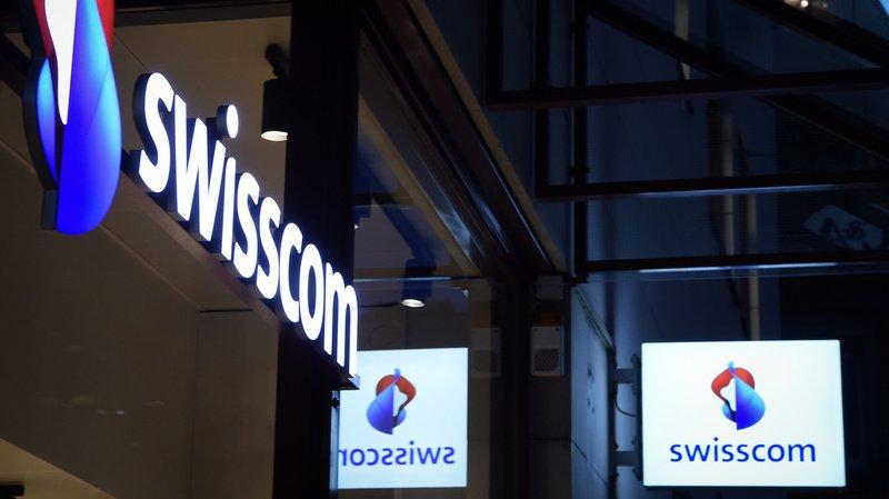 Une panne majeur touche Swisscom, sunrise semble aussi touché