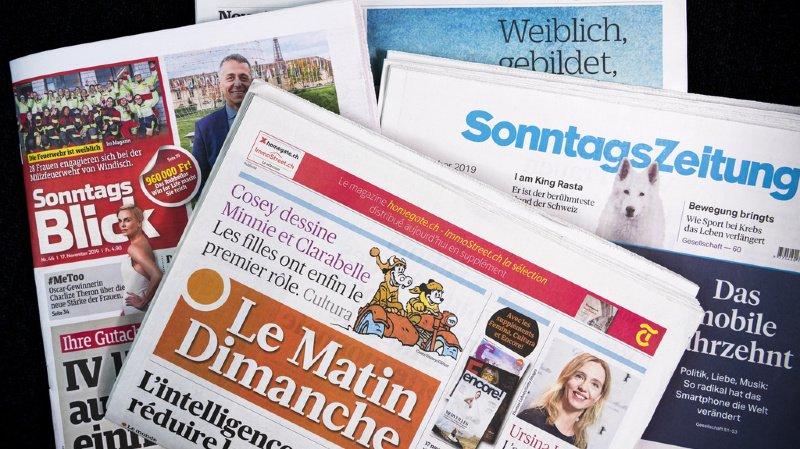 Les journaux dominicaux reviennent sur les principaux faits d'actualité de ces derniers jours. (illustration)