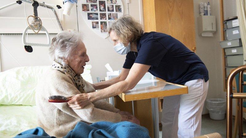 Coronavirus: surcoût de 160 millions de francs pour les EMS qui demandent de l'aide