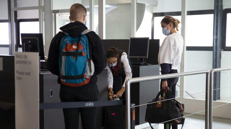 Trafic à Pâques: les aéroports de Zurich et Genève constatent une légère hausse de passagers