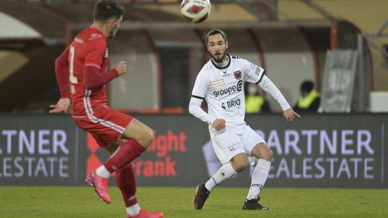 Stade Lausanne Ouchy - Neuchâtel Xamax: le match en direct