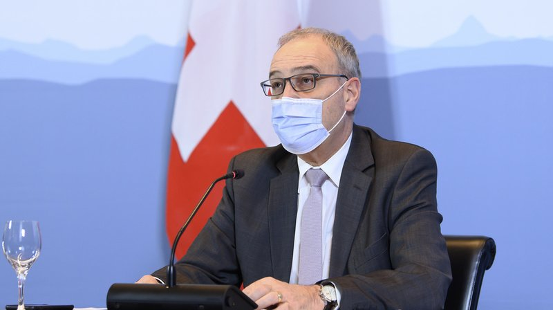 Accord-cadre: le Conseil fédéral prépare la visite de Guy Parmelin à Bruxelles