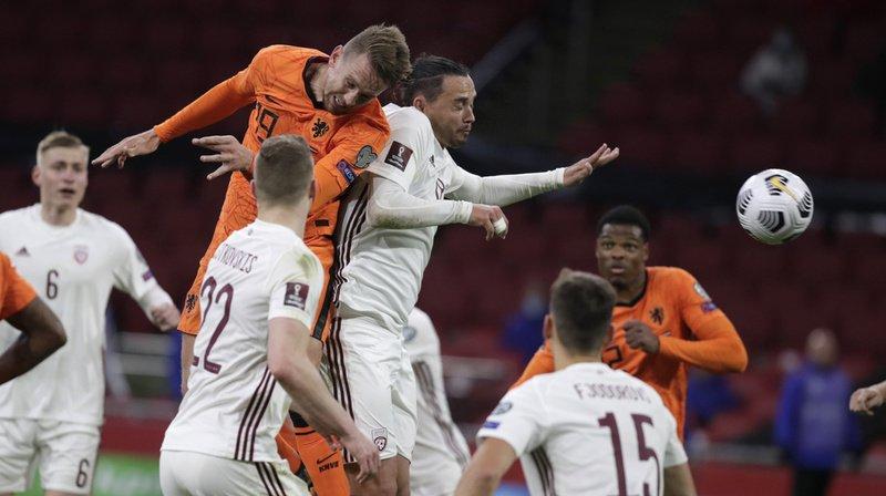 Football – Qualifications pour la Coupe du monde 2022: Russes et Turcs assurent, Pays-Bas et Croatie se relèvent