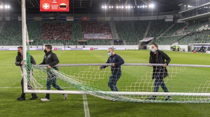 Football – Mondial 2022: le problème du but avant Suisse-Lituanie n'aura aucune conséquence pour l'ASF