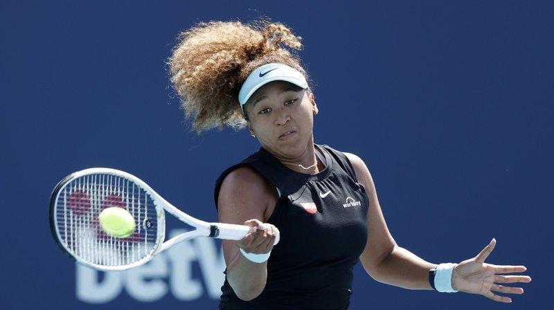 Tennis – Miami: première défaite depuis février 2020 pour Naomi Osaka