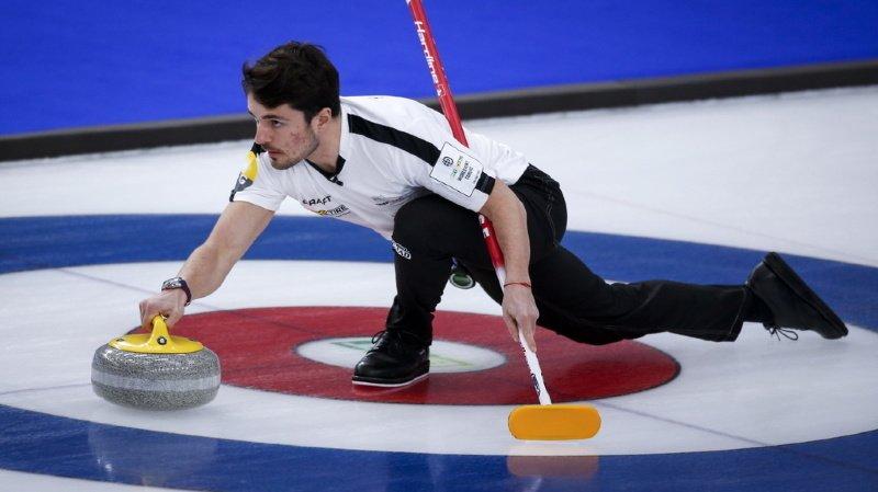 Curling : la Suisse bat le Canada au Mondial de Calgary