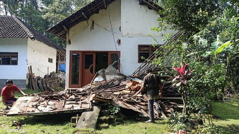 Indonésie: sept victimes, à nouveau causées par un séisme