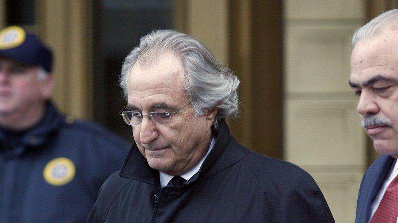 Bernie Madoff purgeait une peine de 150 ans de prison.