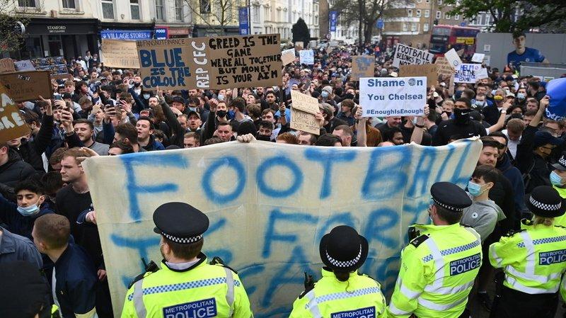 Super League: les clubs sécessionnistes se retirent du projet les uns après les autres