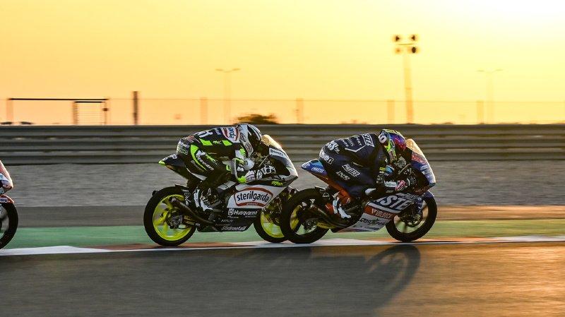 Motocyclisme: Dupasquier 14e sur la grille, Lüthi loin du compte
