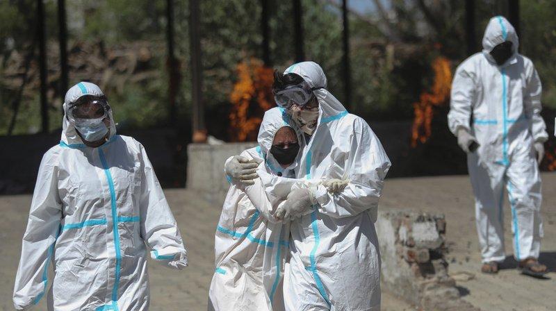 Coronavirus: pourquoi la Suisse n'a pas immédiatement placé l'Inde dans la liste des pays à risque