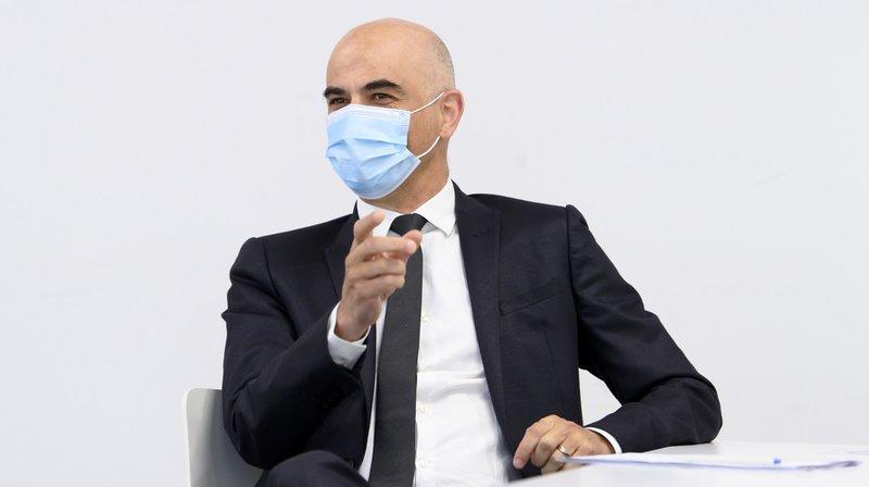Coronavirus: Alain Berset met en garde contre le fossé qui se creuse entre riches et pauvres