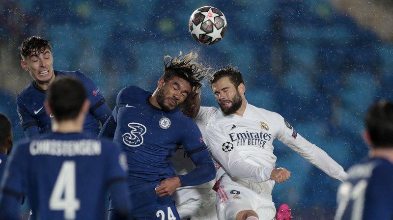 Football – Ligue des champions: rien de fait entre le Real Madrid et Chelsea