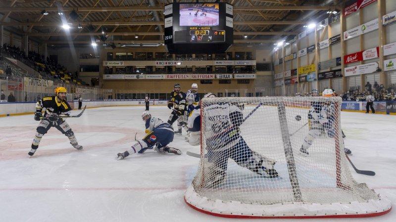 Hockey: le HC Ajoie promu en National League après sa victoire face à Kloten