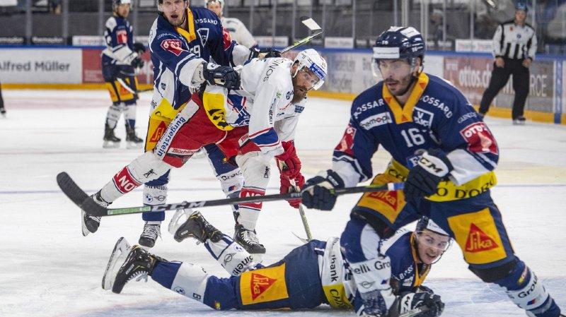 Hockey – National League: Genève-Servette s'impose face à Zurich, Rapperswil bat Zoug 2-1