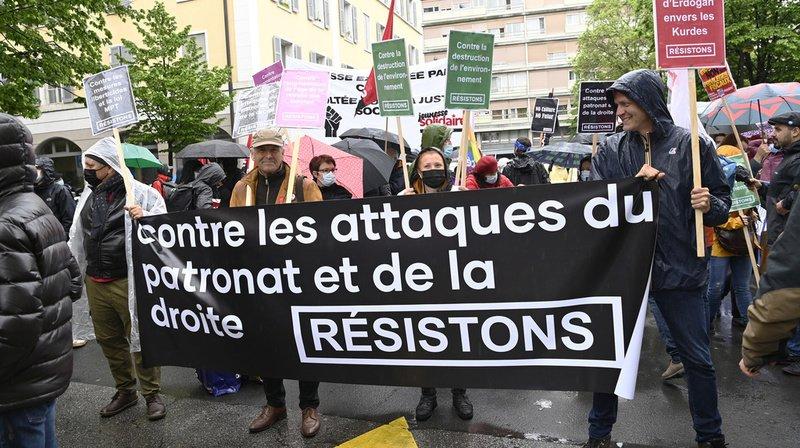 1er mai: les jeunes et la santé, les combats post-Covid des syndicats