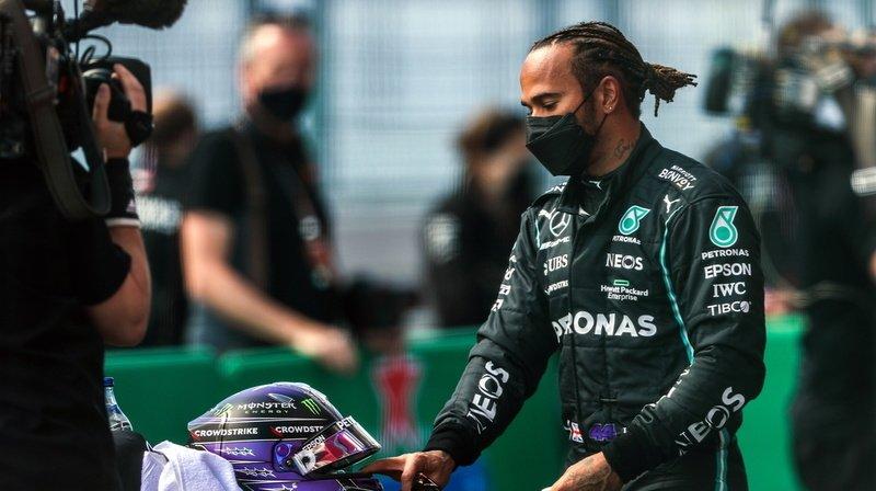 Lewis Hamilton a devancé de près de 30'' son dauphin néerlandais Max Verstappen.