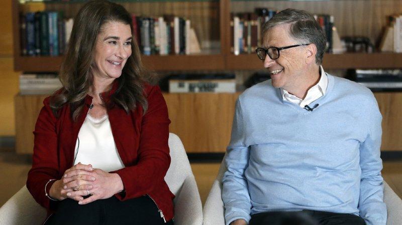 """Les Gates ont précisé qu'ils continueraient à """"travailler ensemble au sein de leur fondation"""", la Bill and Melinda Gates Foundation, qui lutte contre la pauvreté et les maladies."""