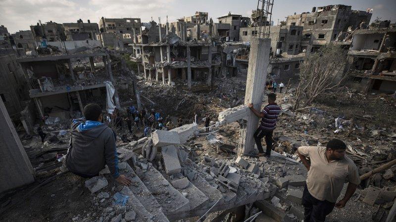 Israël pilonne la bande de Gaza, plus de 100 Palestiniens tués, dont 31 enfants