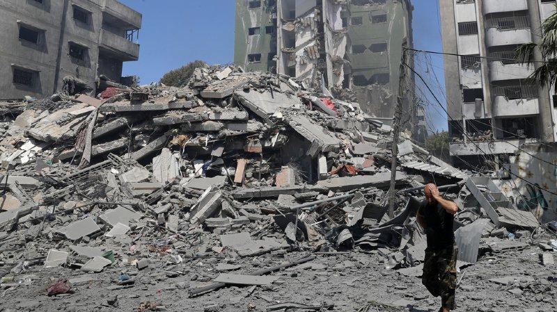 Proche-Orient: au moins 40 morts à Gaza, plus lourd bilan quotidien depuis lundi